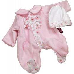 Babyanzug f.Cookie,48cm,rosa