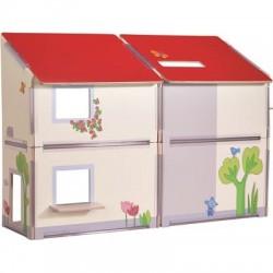 HABA - Little Friends - Puppenhaus Villa Sonnenschein