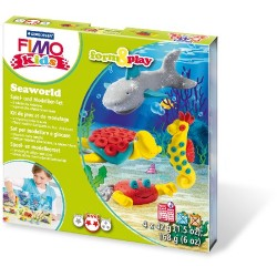 FIMO kids form & play Meerestiere