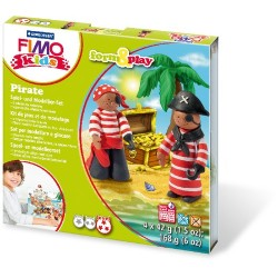 FIMO kids form & play Piraten