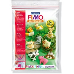FIMO Form Tiere Bauernhof