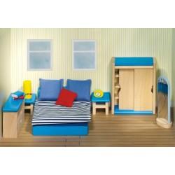 Puppenmoebel Schlafzimmer