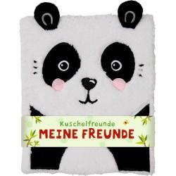 Freundebuch: Kuschelfreunde   Meine Freunde (Panda)