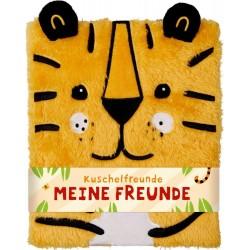 Freundebuch: Kuschelfreunde   Meine Freunde (Tiger)