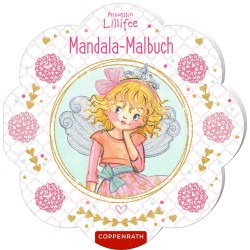 Prinzessin Lillifee: Mandala Malbuch