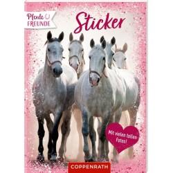 Pferdefreunde: Sticker   Mit vielen tollen Fotos!