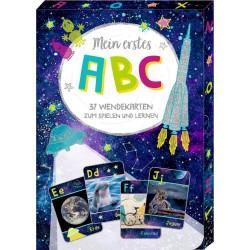 Wisch&weg Wendekarten: Cosmic School   Mein erstes ABC