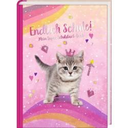 Kl. Geschenkb.: Cosmic School   Endlich Schule! (Kätzchen)