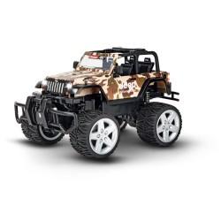 CARRERA RC   2,4GHz Jeep[R] Wrangler Rubicon, camouflage