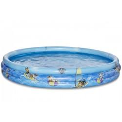 Paw Patrol 3 Ring Pool, aufgeblasen ca.