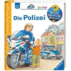 Ravensburger Bilderbuch - Wieso?Weshalb?Warum? Junior - Die Polizei