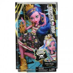 Mattel   Monster High   Gruselschiff Gooliope Jellington