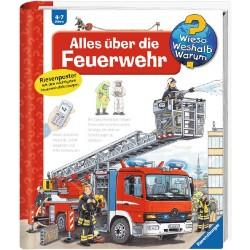 Ravensburger Bilderbuch - Wieso?Weshalb?Warum? Alles über die Feuerwehr