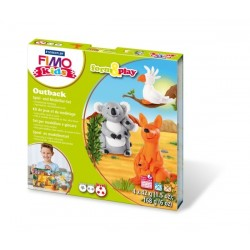 Fimo kids form & play Outback