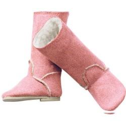 VKK Winterstiefel rosa