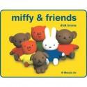 Miffy und ihre Freunde